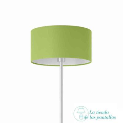 pantalla-lampara-cilindrica-pistacho