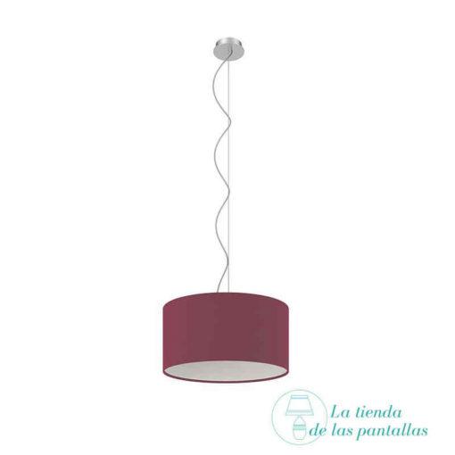 pantalla-lampara-techo-cilindrica-violeta