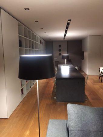Iluminar el salón