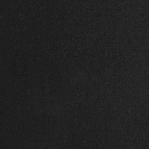 Pantalla para lámparas cilíndrica negra