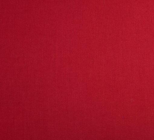 Pantalla para lámparas cilíndrica roja
