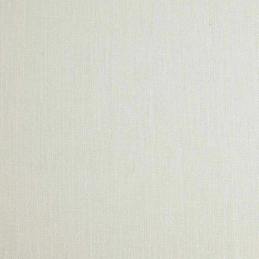 Pantalla para lámpara cónica lino blanco