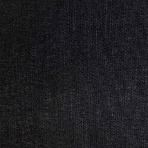 Pantalla para lámpara cónica lino negro