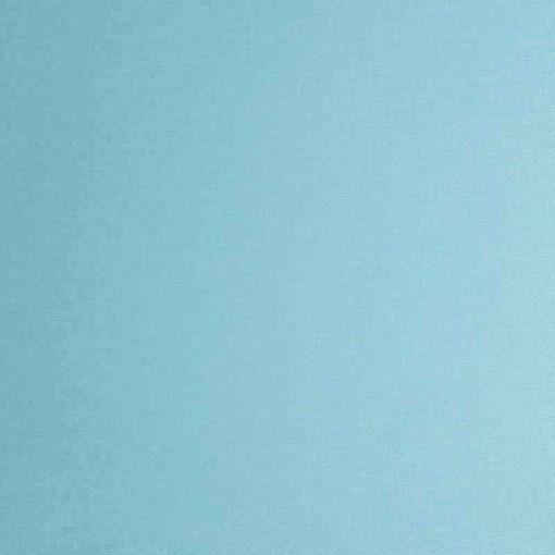 Pantalla para lámpara cónica azul celeste
