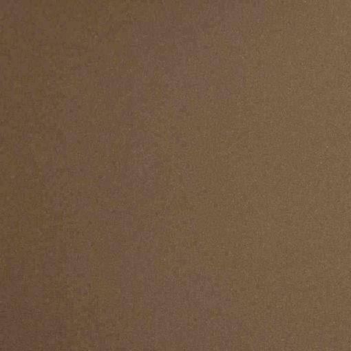 Pantalla para lámpara cónica marrón